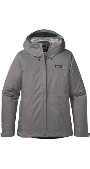 Patagonia W's Torrentshell Jacket Feather Grey